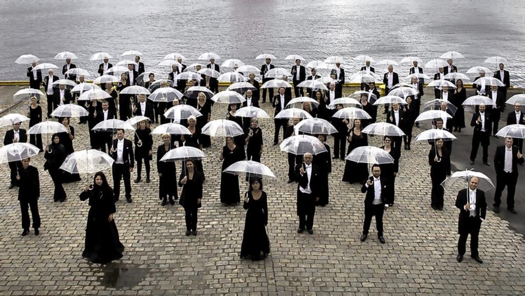 Philarmonien umbrella